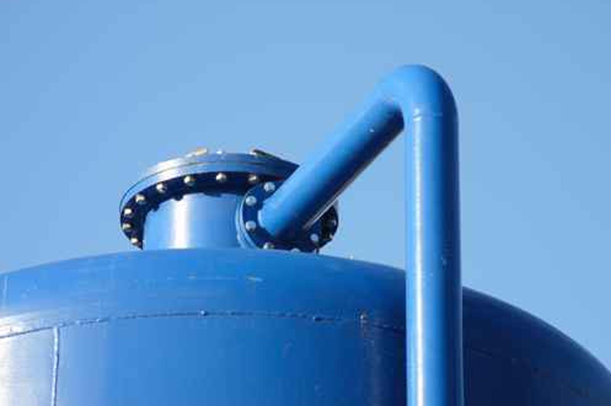 Tankreinigung Öltank